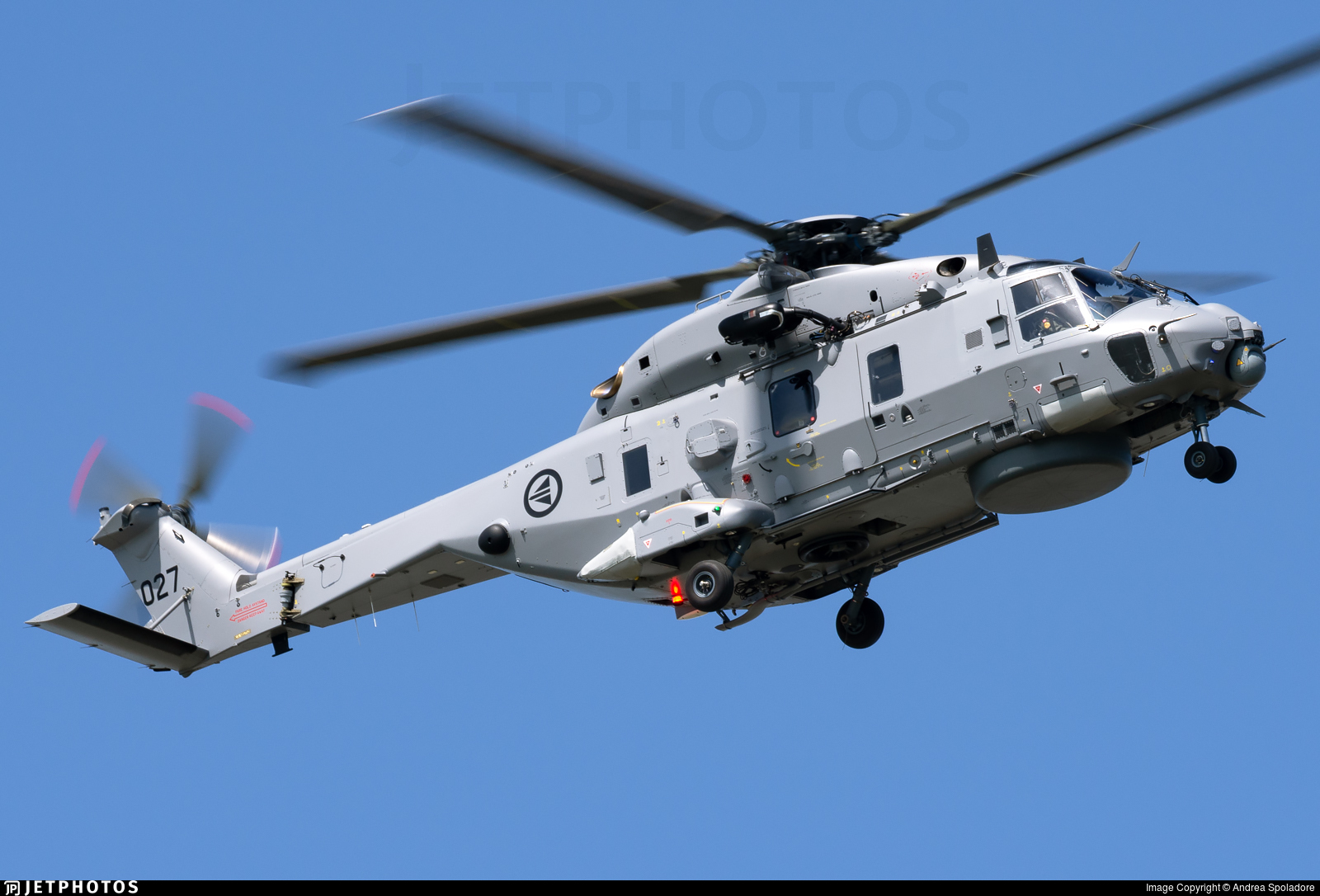 027 - NH Industries NH-90NFH - Norway - Air Force