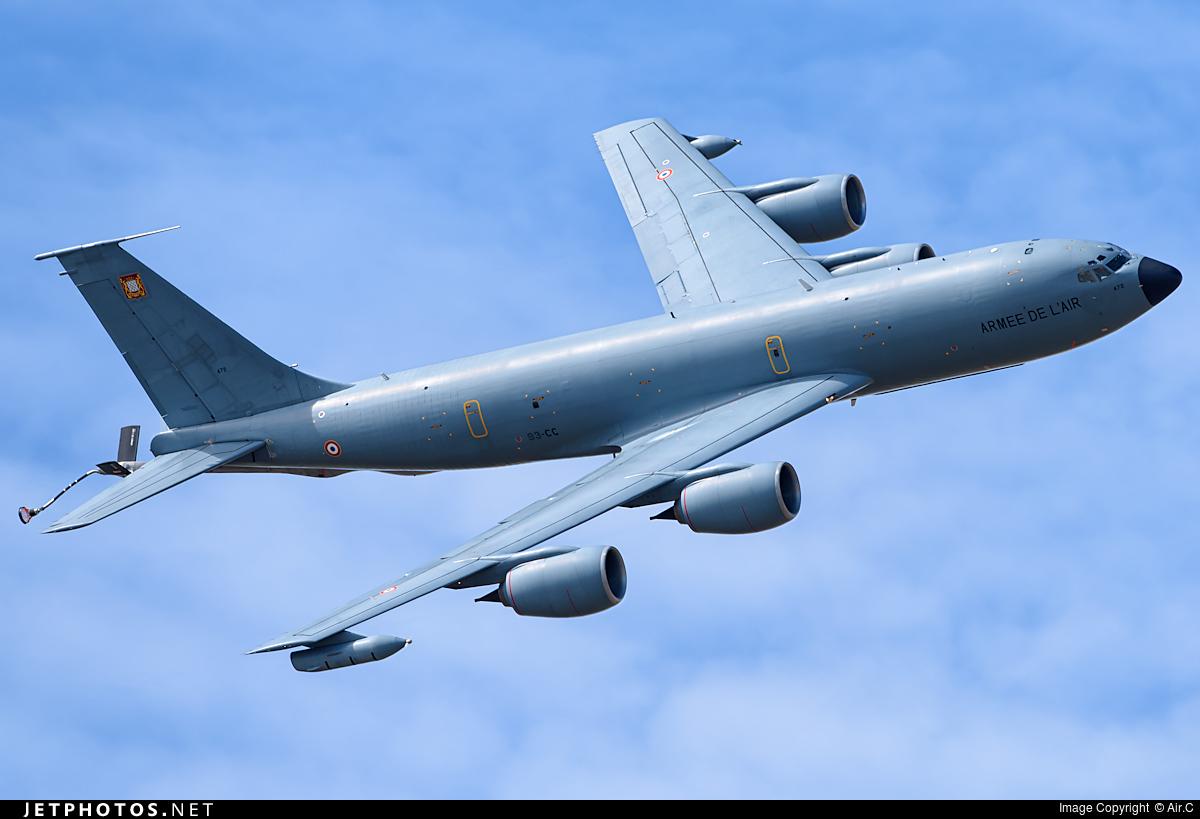 472 - Boeing C-135FR Stratotanker - France - Air Force