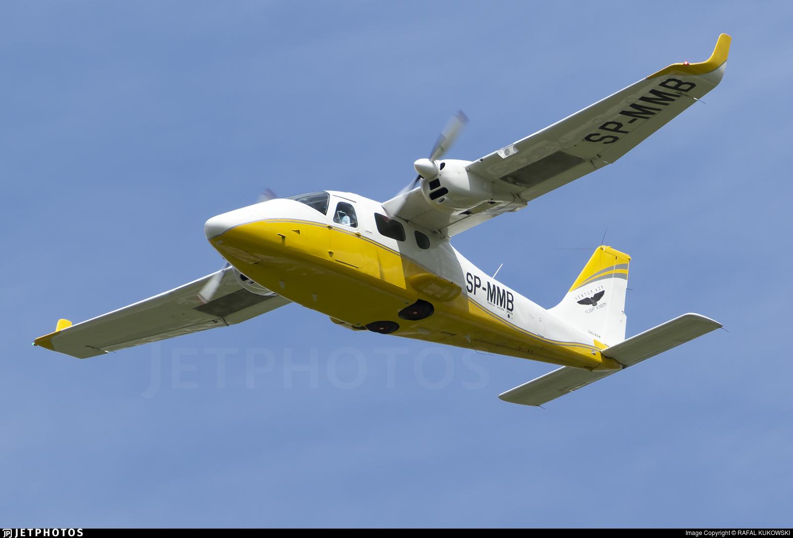 SP-MMB - Tecnam P2006T - Ventum Air Flight Academy