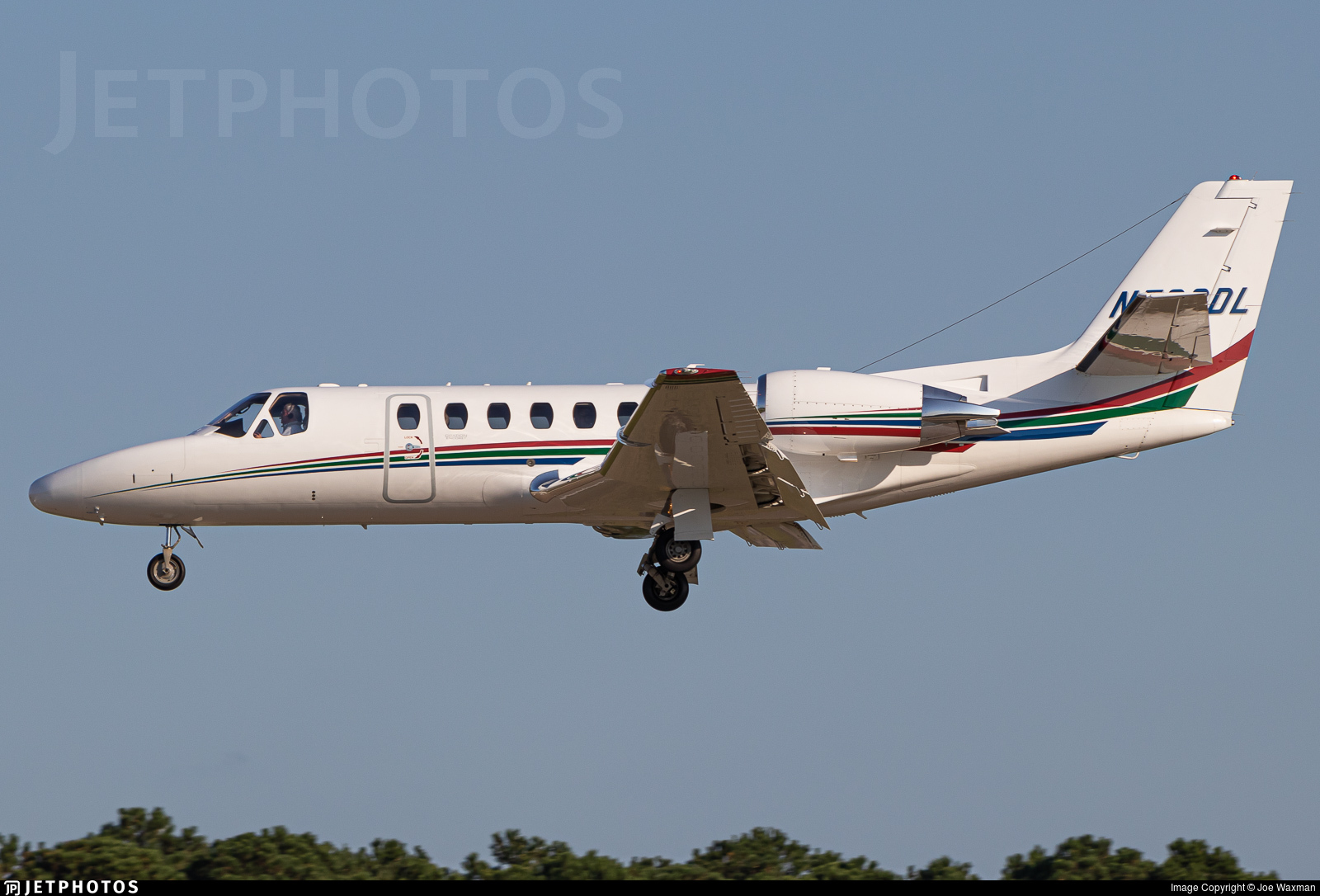 N560DL - Cessna 560 Citation Encore - Private