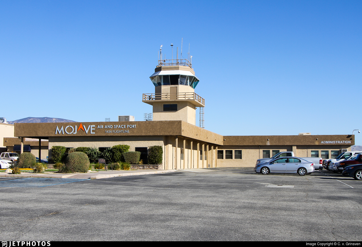 KMHV - Airport - Control Tower