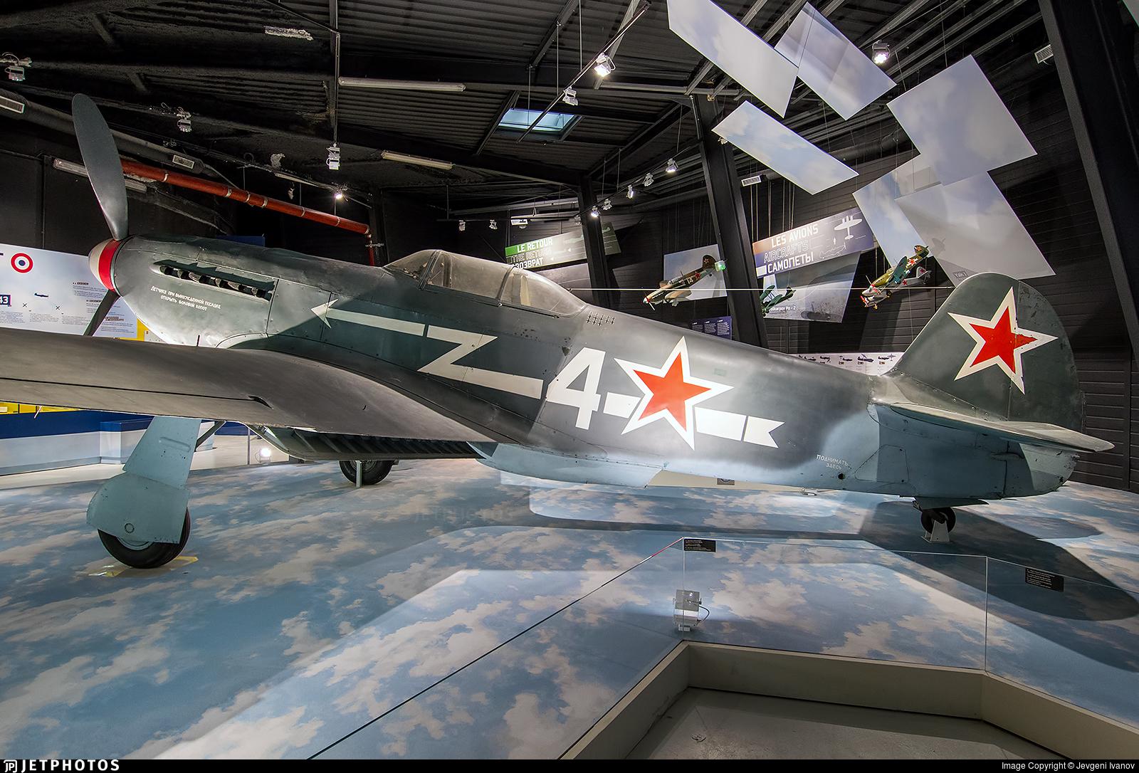 4 - Yakovlev Yak-3 - Soviet Union - Air Force