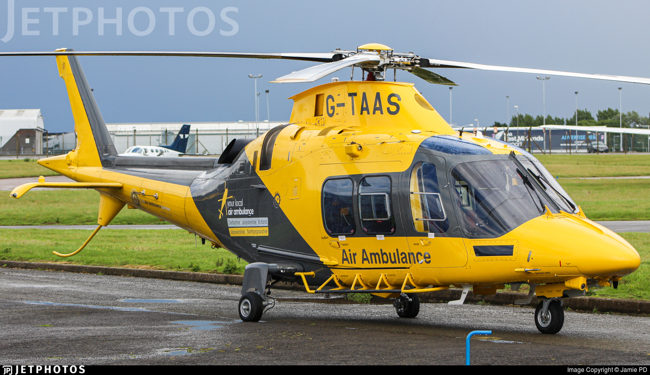 G-TAAS - Agusta-Westland AW-109SP GrandNew - Sloane Helicopters