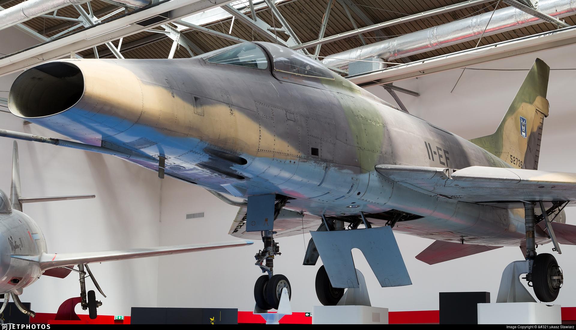 52736 - North American F-100D Super Sabre - France - Air Force