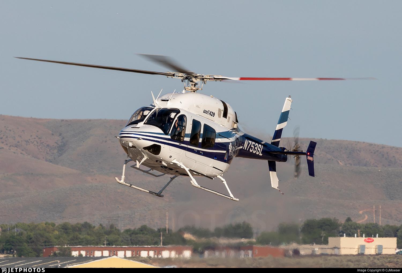 N753SL - Bell 429 - Air Saint Lukes