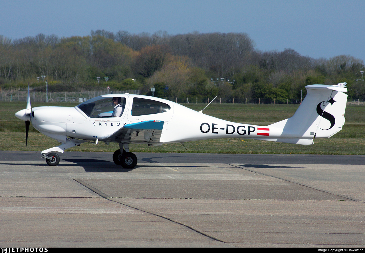 OE-DGP - Diamond DA-40D Diamond Star TDI - Skyborne Aviation
