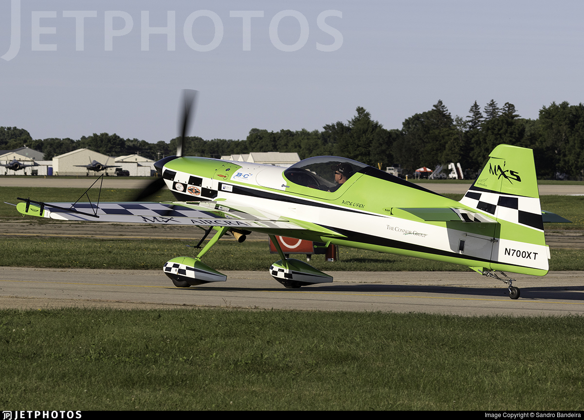 N700XT - MX Aircraft MXS - Private