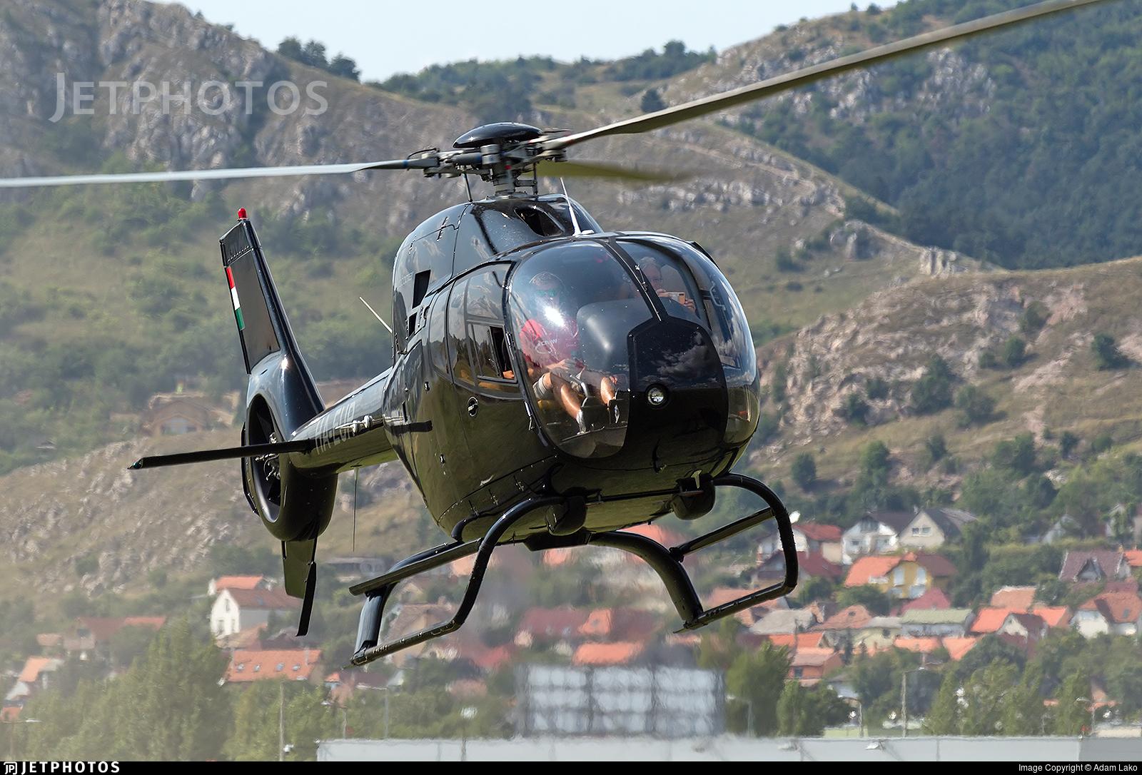 HA-EUR - Eurocopter EC 120B Colibri - FLY4less