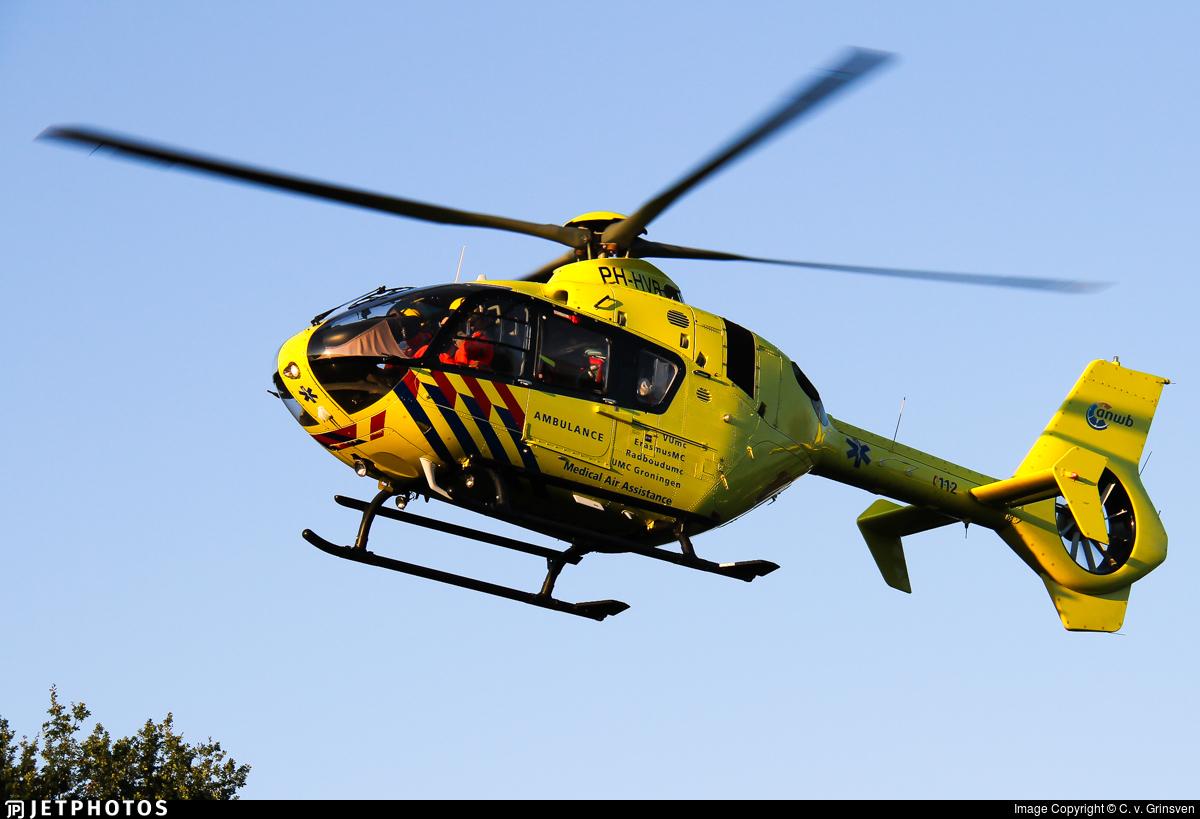 PH-HVB - Eurocopter EC 135T2+ - ANWB Medical Air Assistance