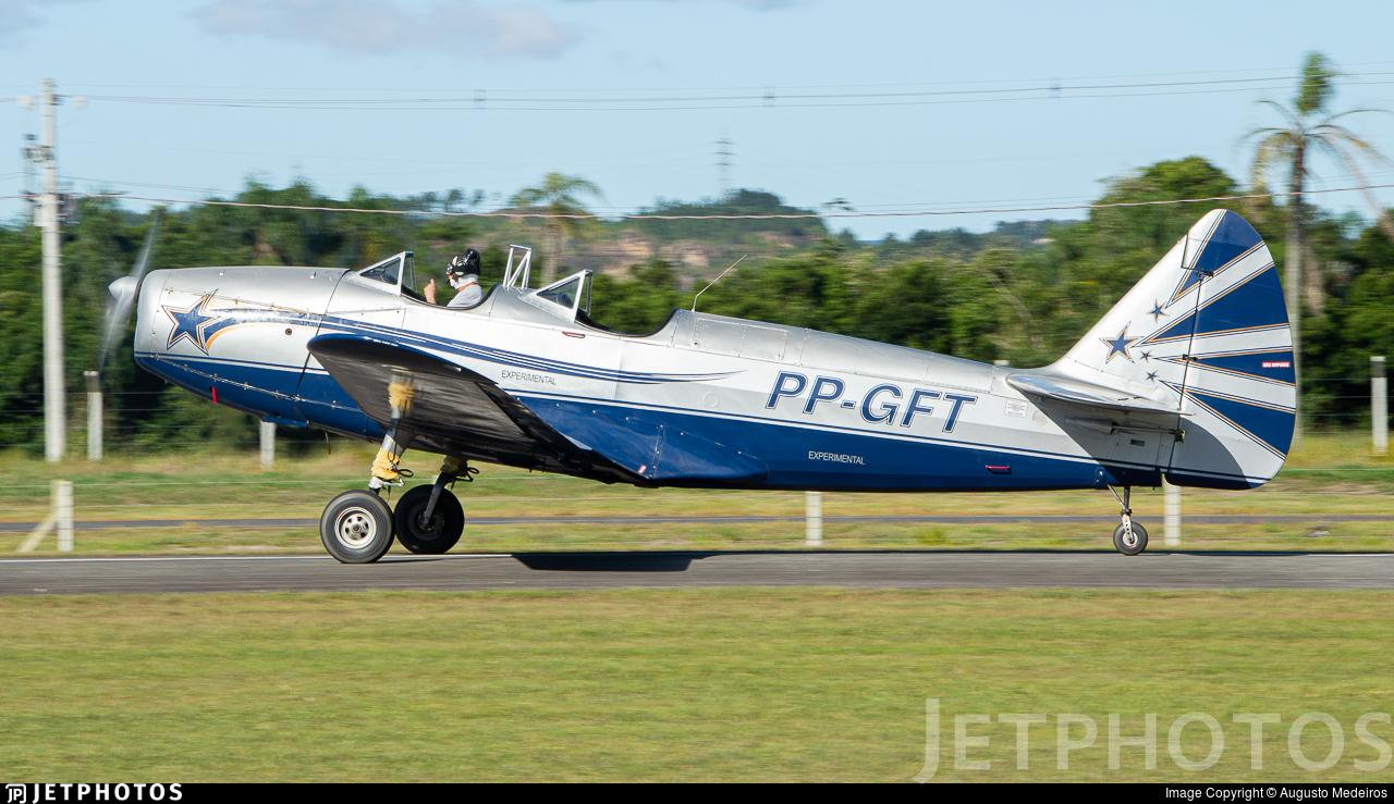 PP-GFT - Fairchild PT-19 Cornell - Private