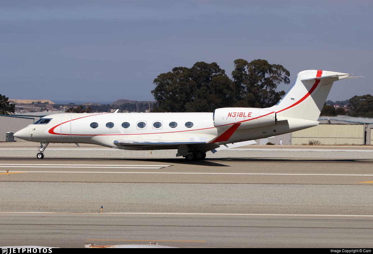 N318LE - Gulfstream G600 - Private