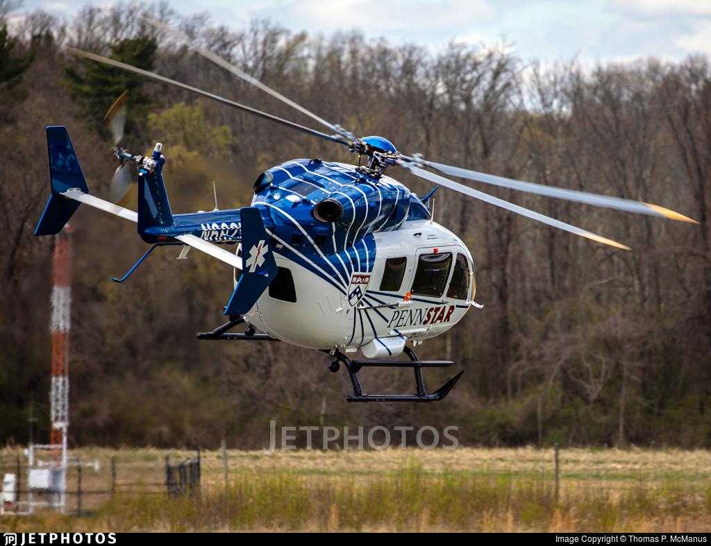 N602MM - Eurocopter EC 145 - PennStar Flight