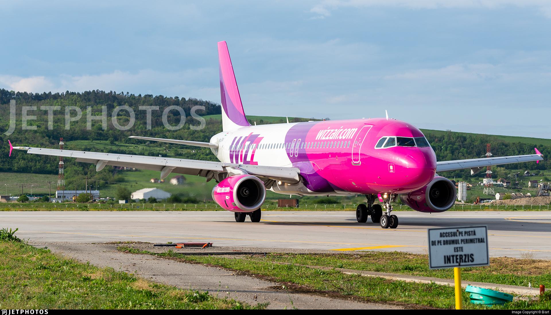HA-LPM - Airbus A320-232 - Wizz Air
