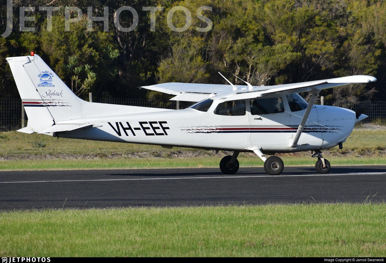 VH-EEF - Cessna 172R Skyhawk - Aero Club - Bunbury