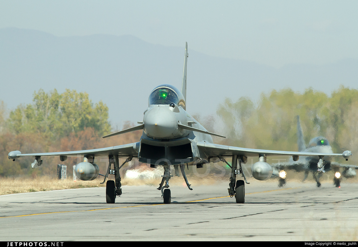 MM55094 - Eurofighter Typhoon EF2000(T) - Italy - Air Force
