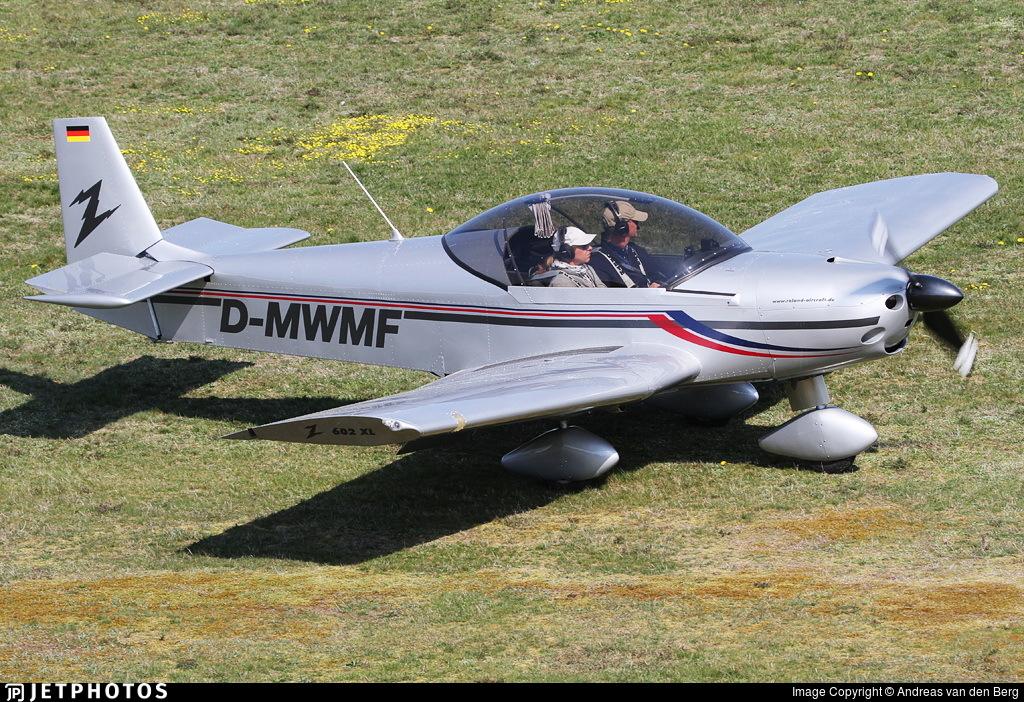 D-MWMF - Roland Aircraft Z-602 - Private