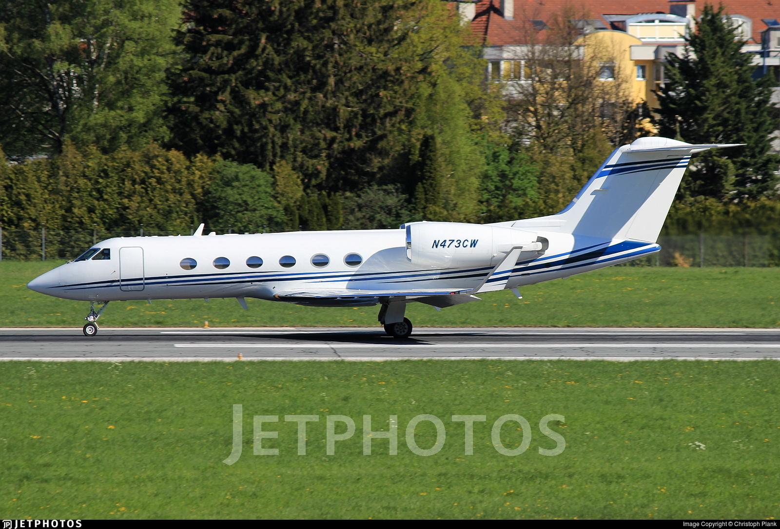 N473CW - Gulfstream G-IV - Air Lake Lines