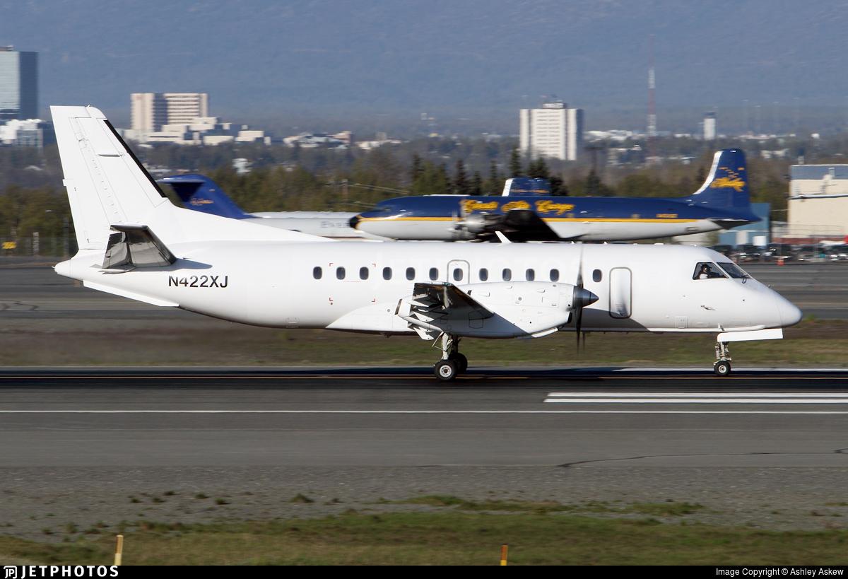 N422XJ - Saab 340B+ - PenAir