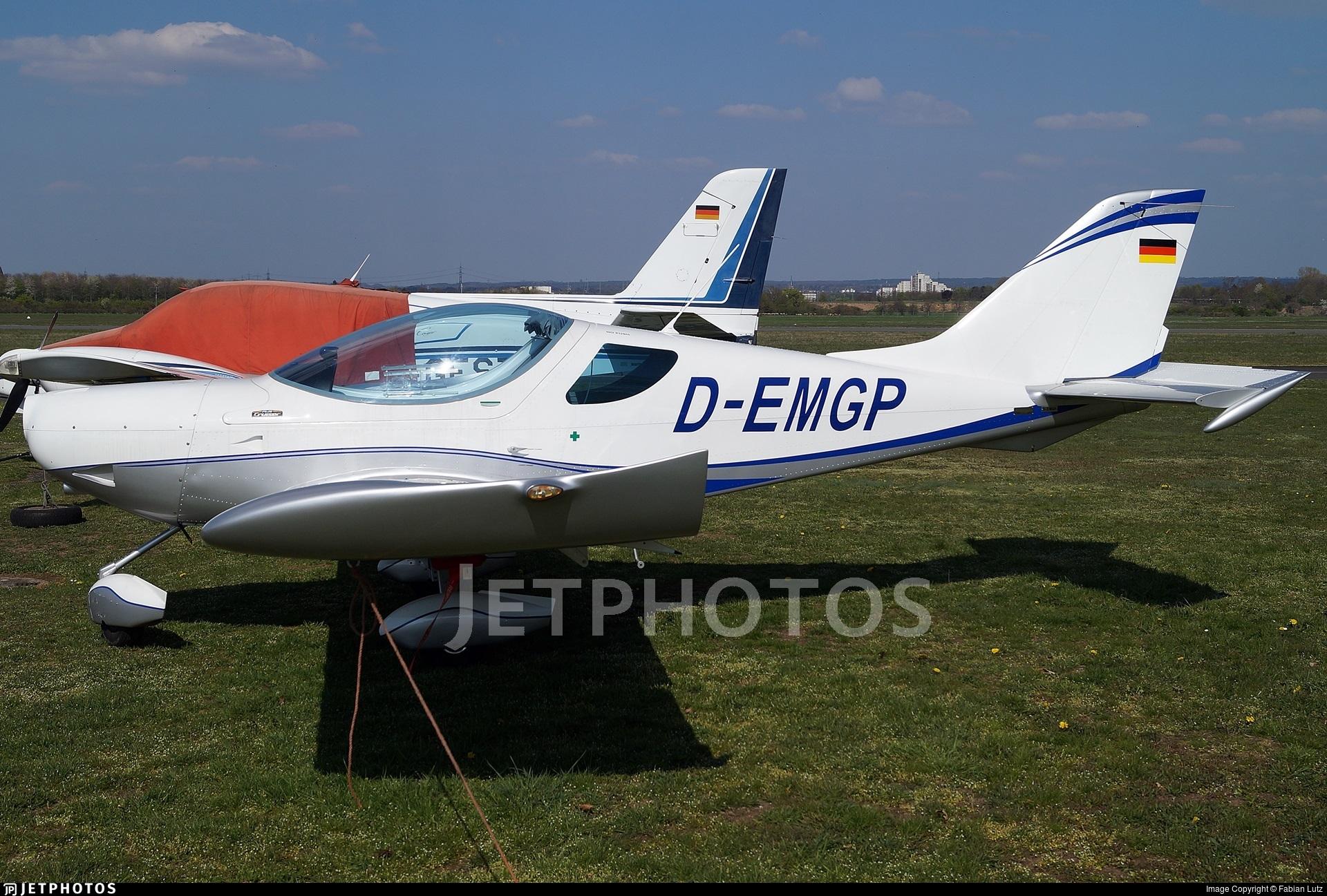 D-EMGP - Czech Sport Aircraft PS-28 Cruiser - Private
