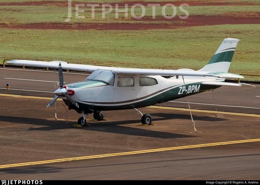 ZP-BPM - Cessna 210 Centurion - Private