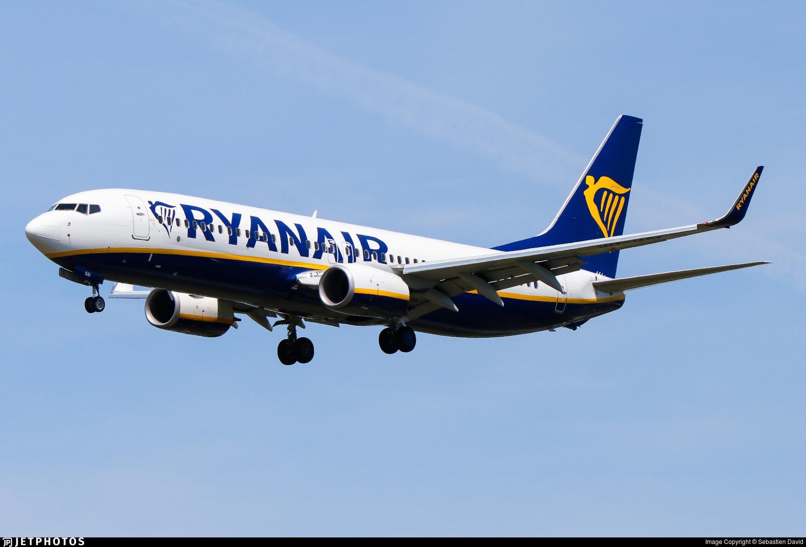 9H-QAI - Boeing 737-8AS - Ryanair (Malta Air)