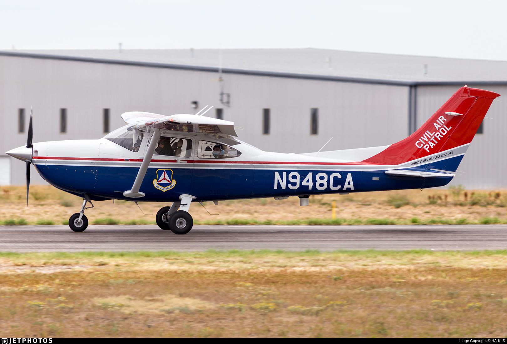 N948CA - Cessna T182T Turbo Skylane - United States - US Air Force Civil Air Patrol