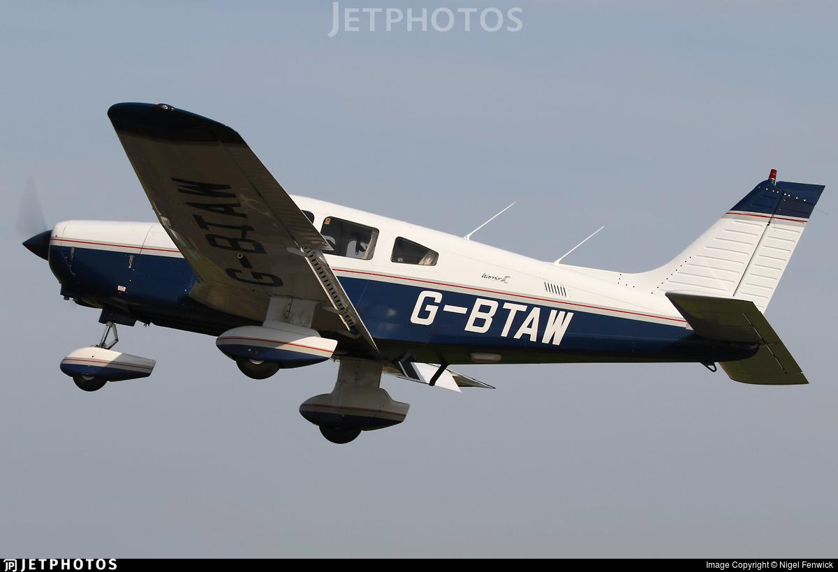 G-BTAW - Piper PA-28-161 Warrior II - Private