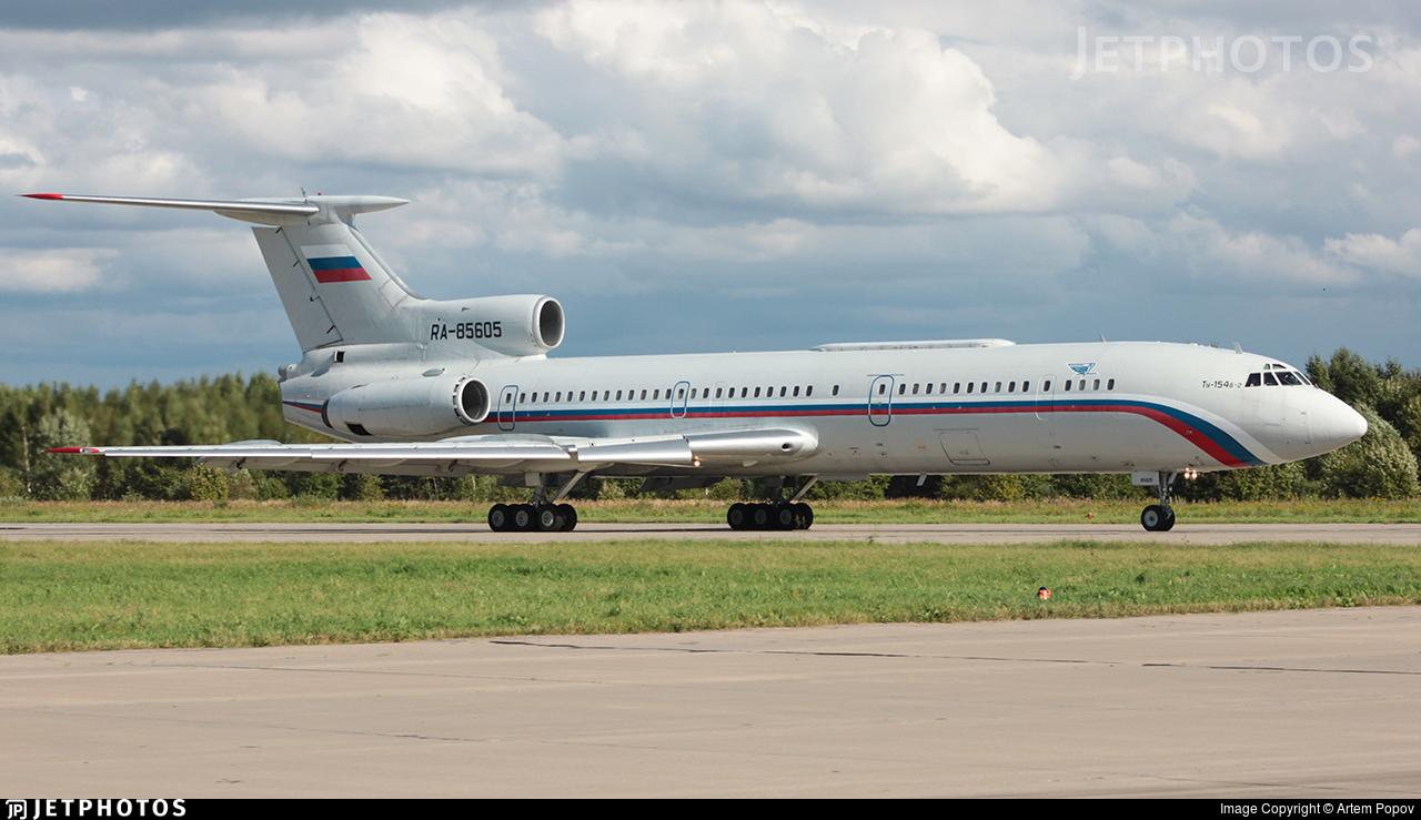 RA-85605 - Tupolev Tu-154B-2 - Russia - 223rd Flight Unit State Airline