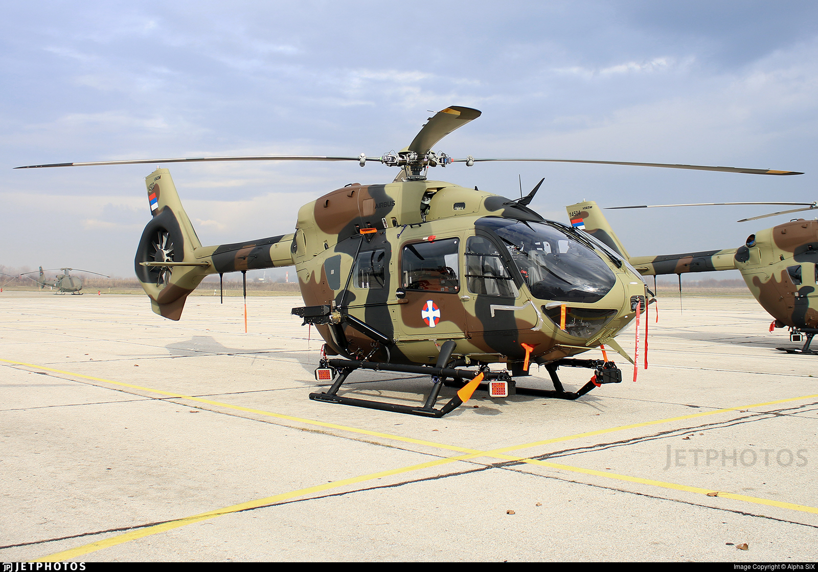 14503 - Airbus Helicopters H145M - Serbia - Air Force