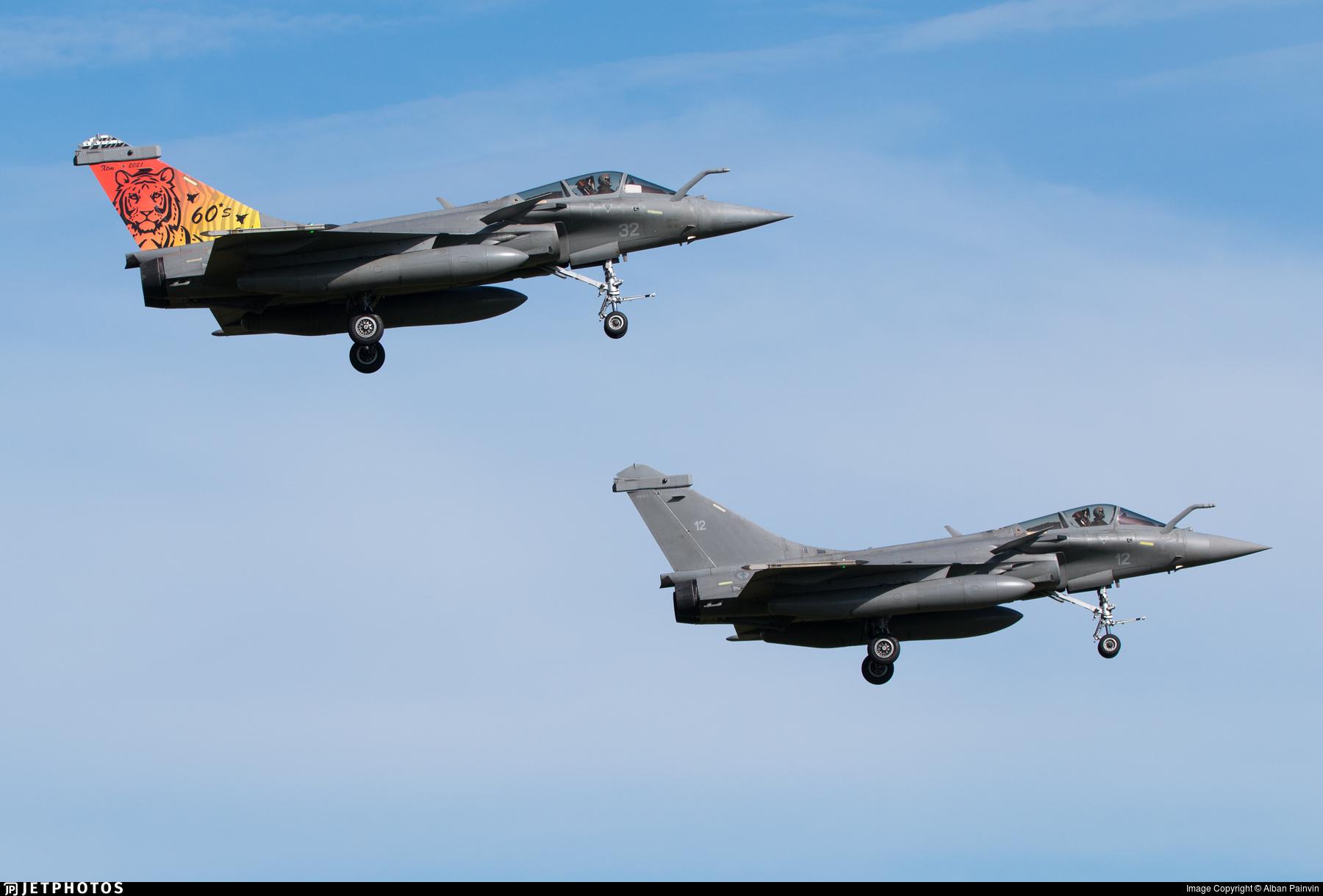 12 - Dassault Rafale M - France - Navy