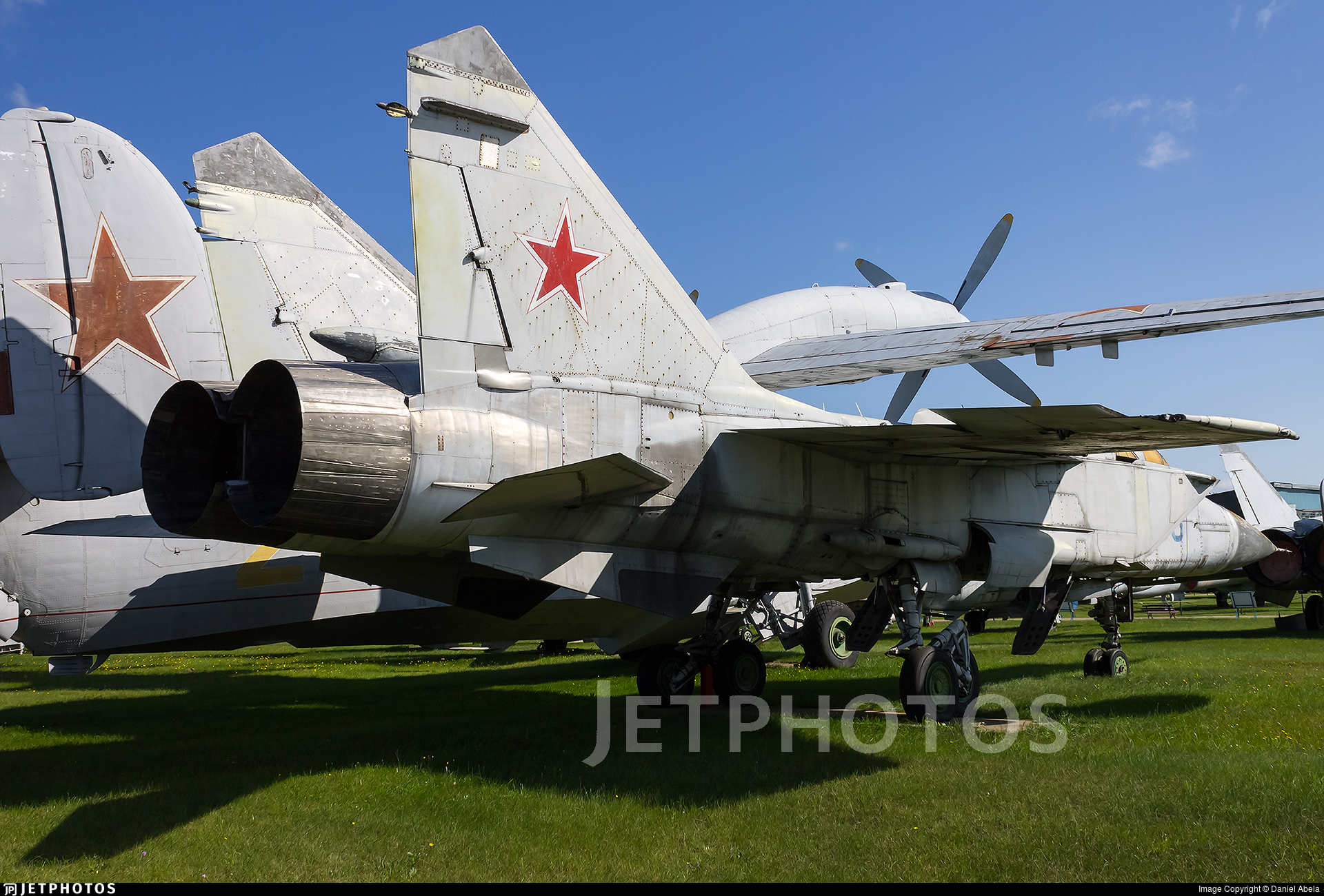 96 - Mikoyan-Gurevich MiG-31 Foxhound - Soviet Union - Air Force