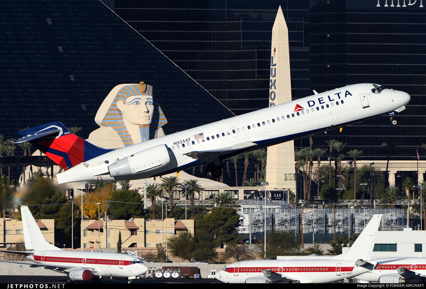 N924AT - Boeing 717-231 - Delta Air Lines