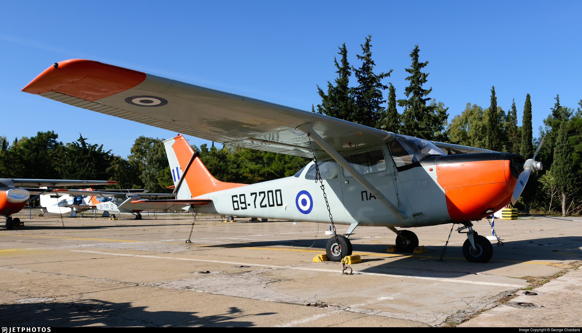 69-7200 - Cessna T-41D Mescalero - Greece - Air Force