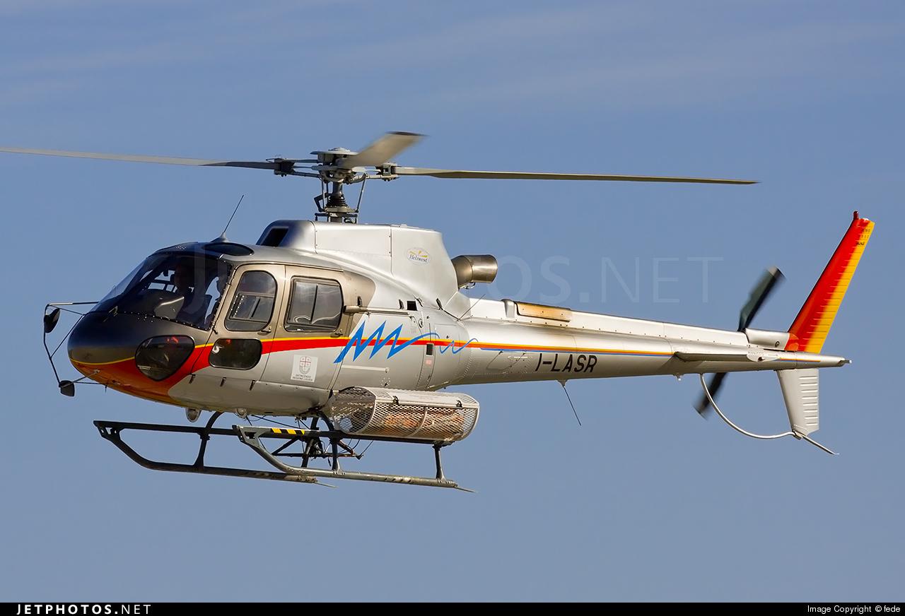 I-LASR - Eurocopter AS 350B3 Ecureuil - Heliwest