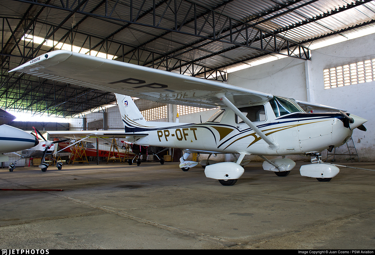 PP-OFT - Cessna 152 - Private