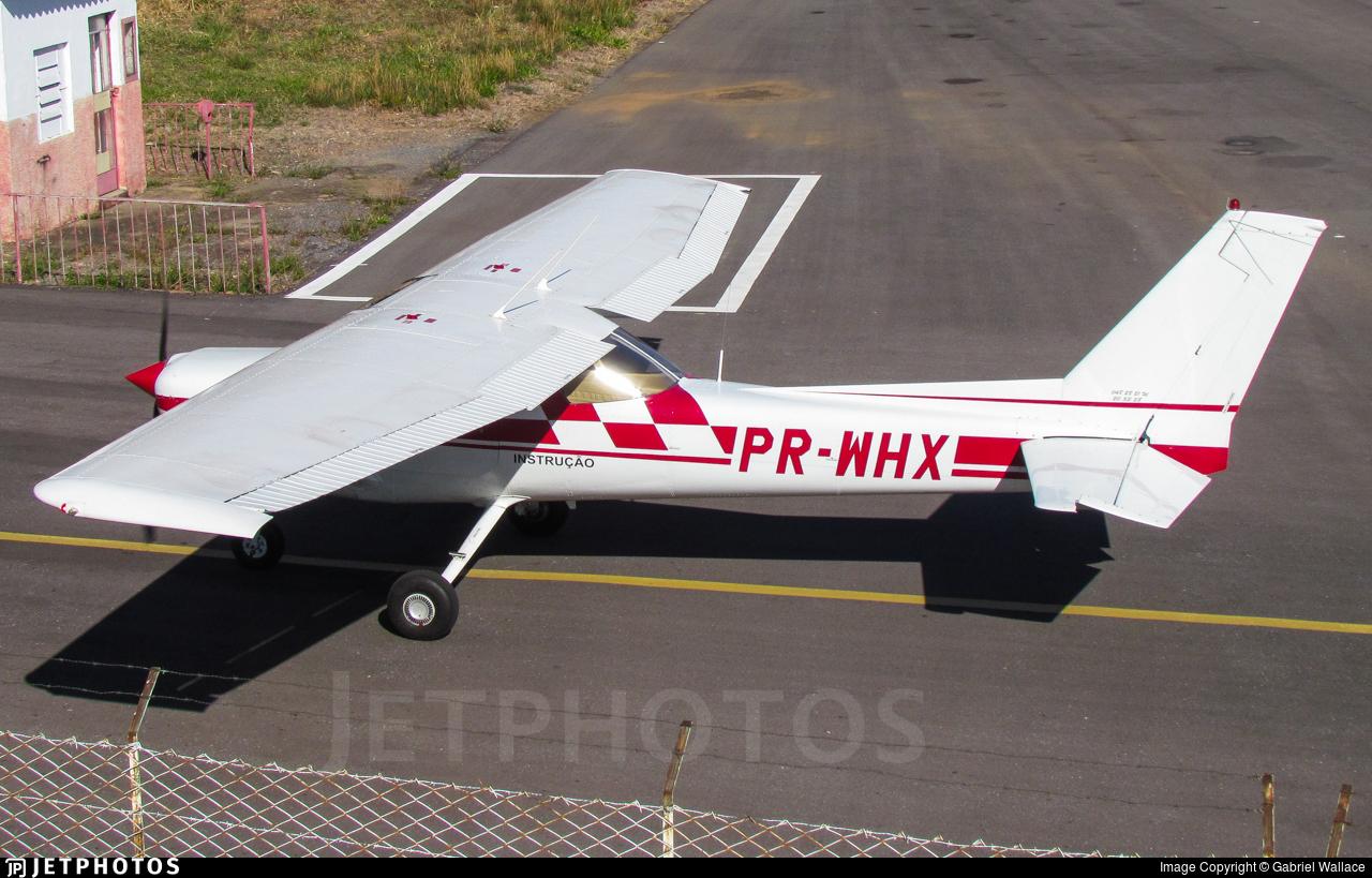 PR-WHX - Cessna 152 - Private