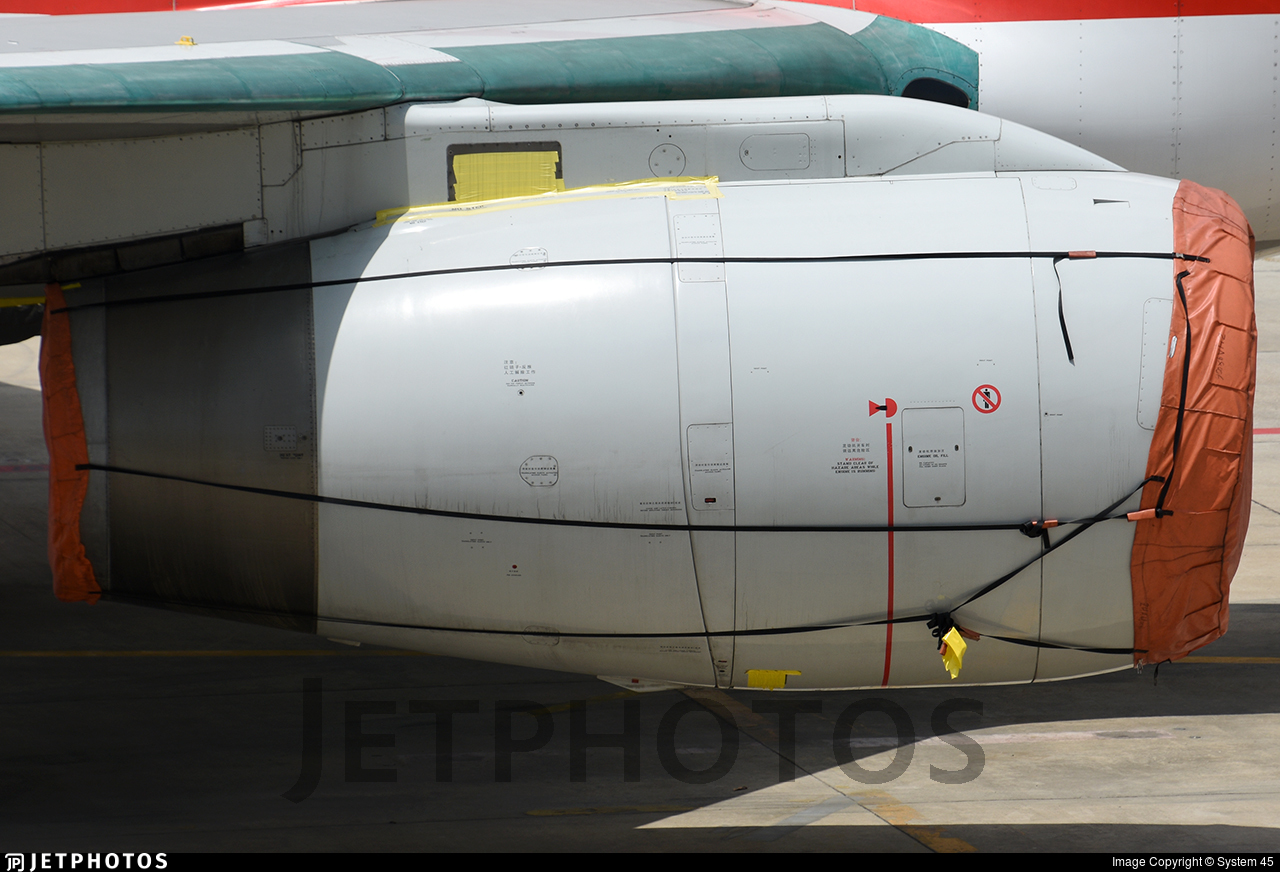 B-2848 - Boeing 757-25C(PCF) - China Air Cargo