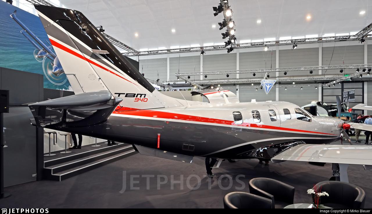 F-WWRD - Socata TBM-940 - Socata