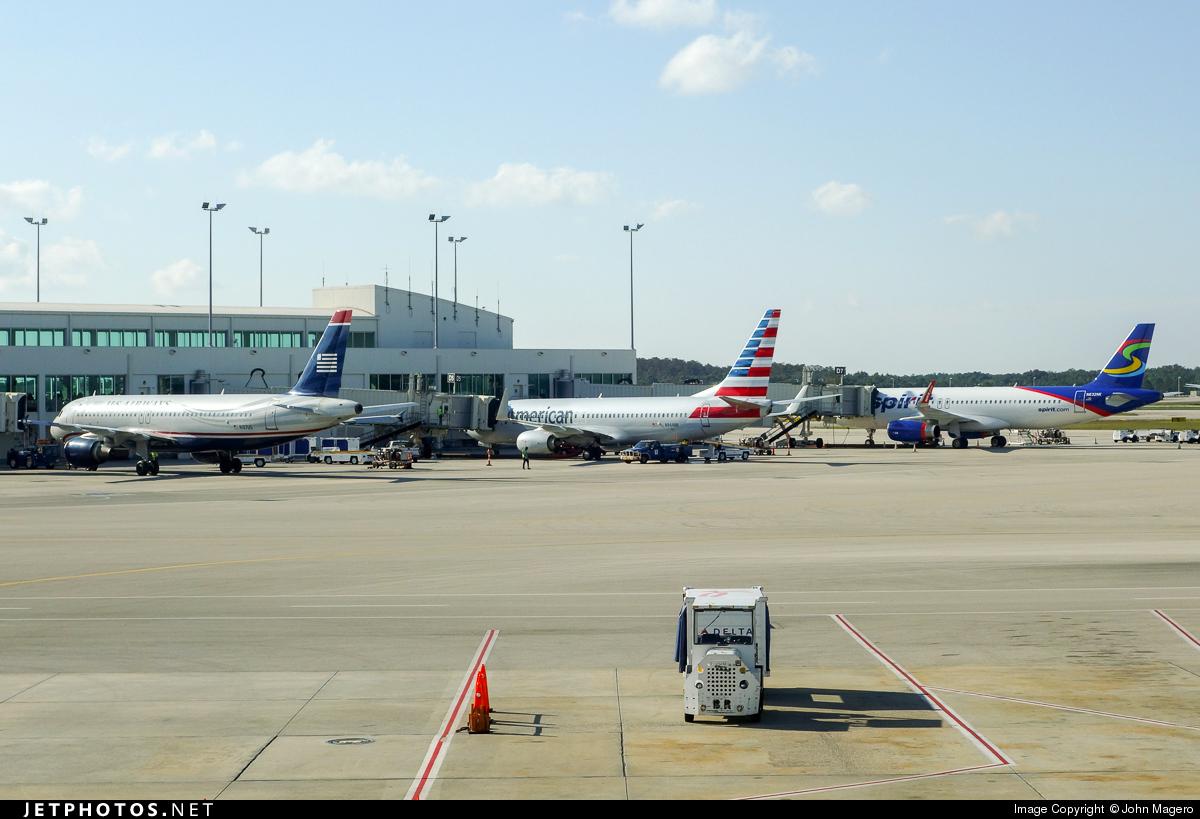 KRSW - Airport - Ramp