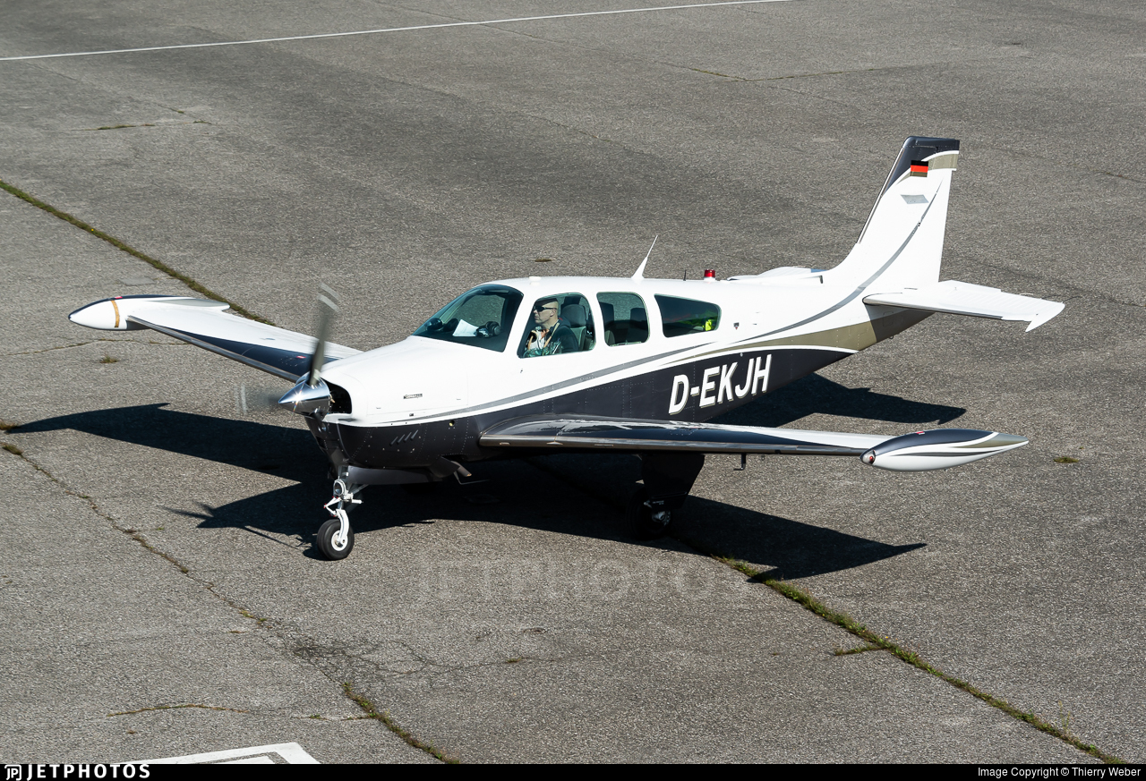 D-EKJH - Beechcraft F33A Bonanza - Private
