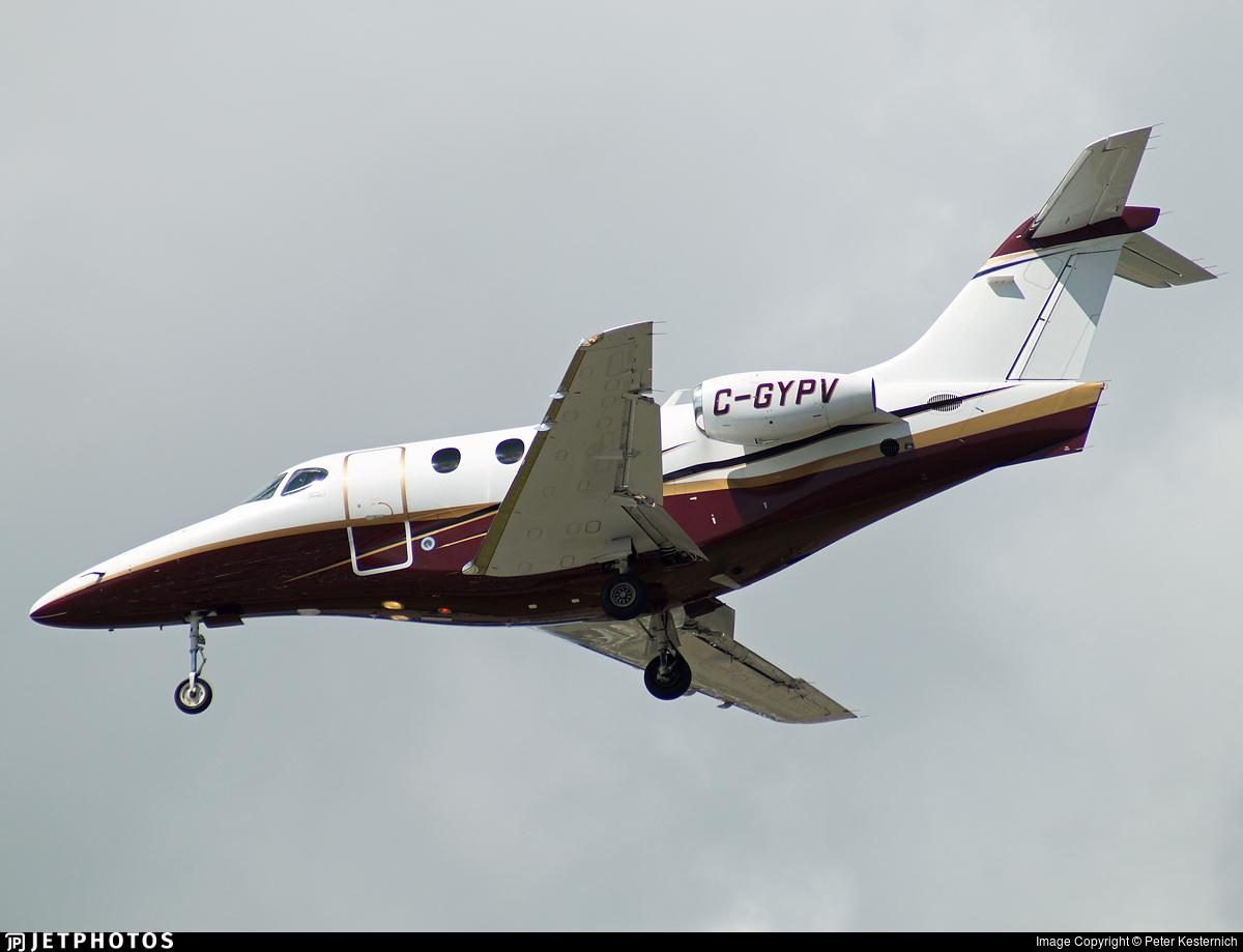 C-GYPV - Raytheon 390 Premier I - Air Partners