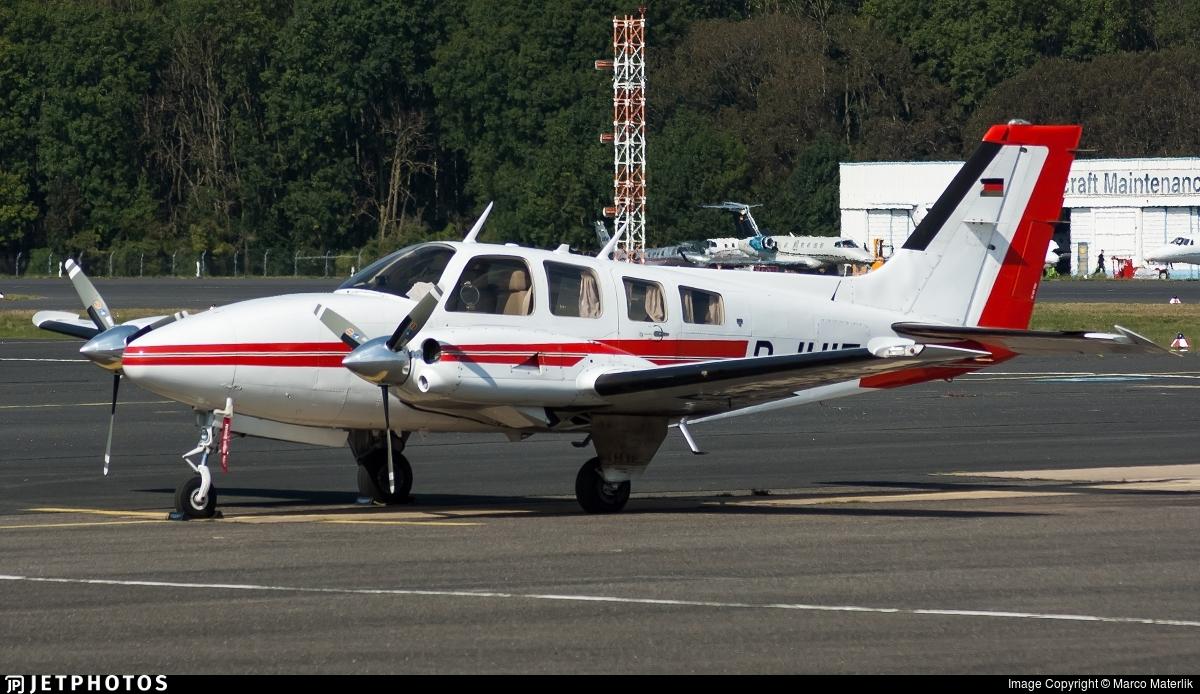 D-IHIT - Beechcraft 58P Baron - Private