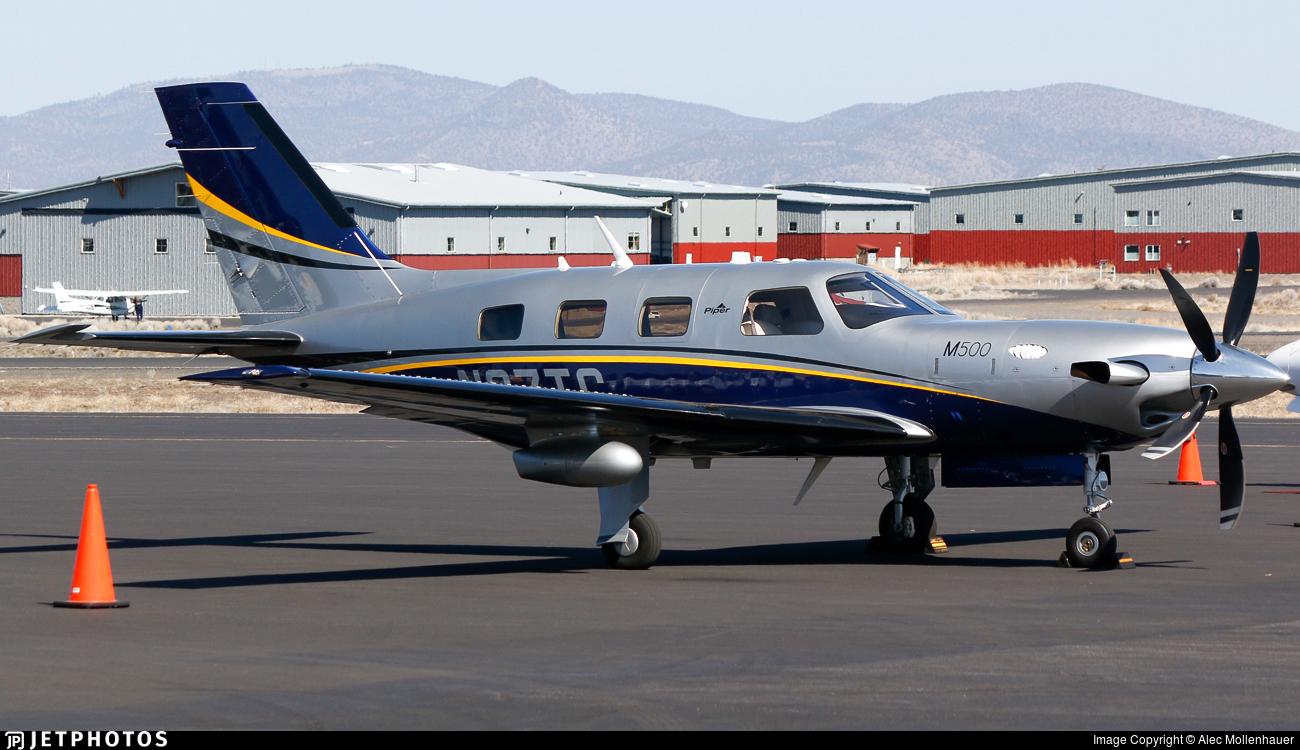 N87TC - Piper PA-46-M500 - Private