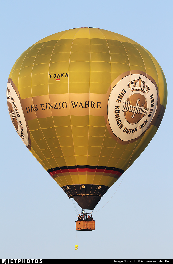 D-OWKW - Schroeder Fire Balloons G - Private