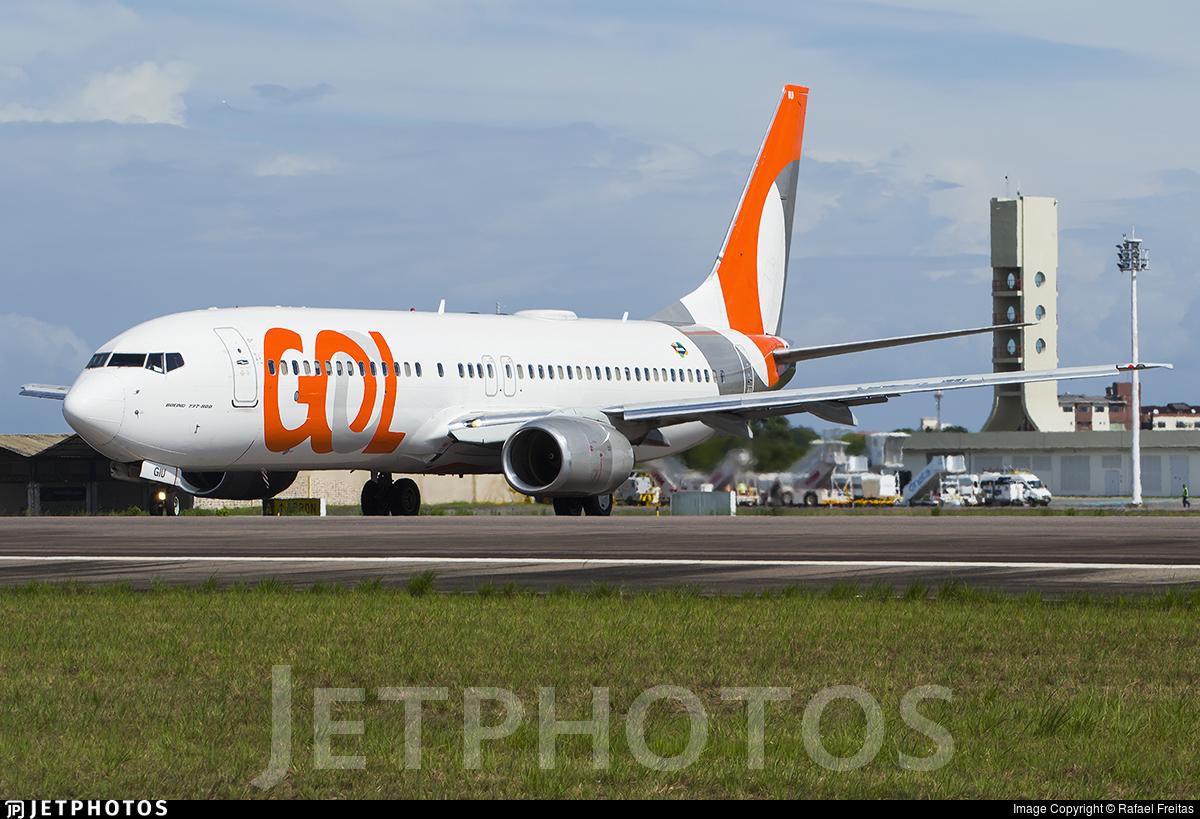 PR-GIU - Boeing 737-809 - GOL Linhas Aereas