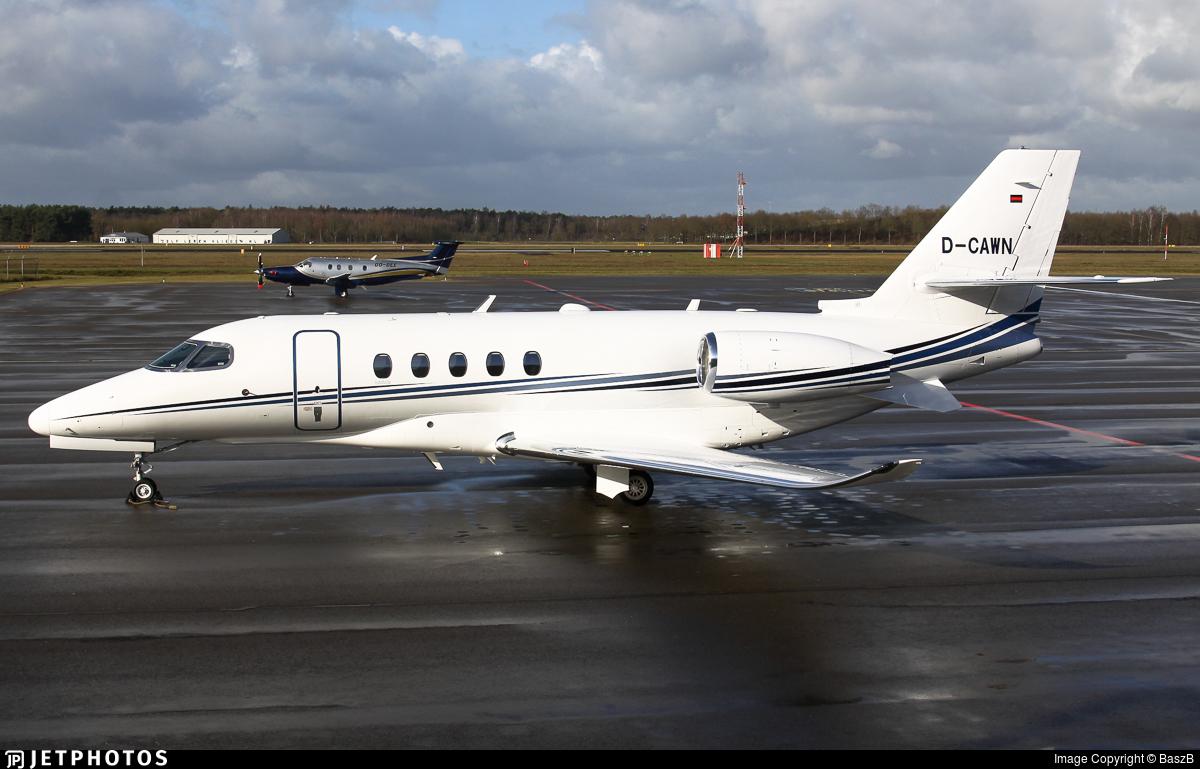 D-CAWN - Cessna Citation Latitude - Private