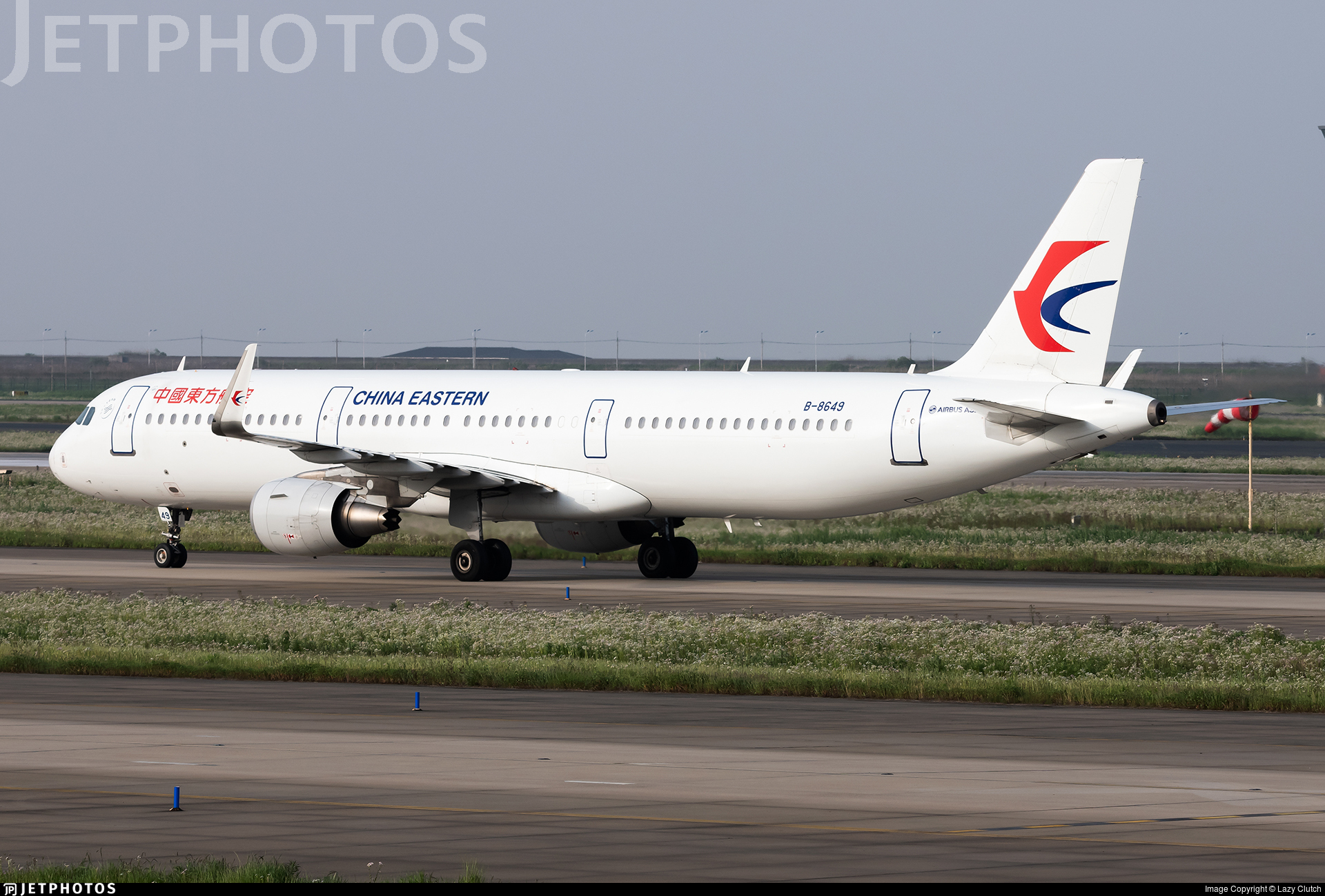 B-8649 - Airbus A321-211 - China Eastern Airlines