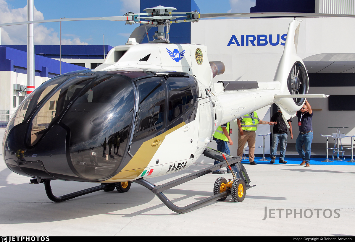 XA-EGA - Airbus Helicopters H130 T2 - Private