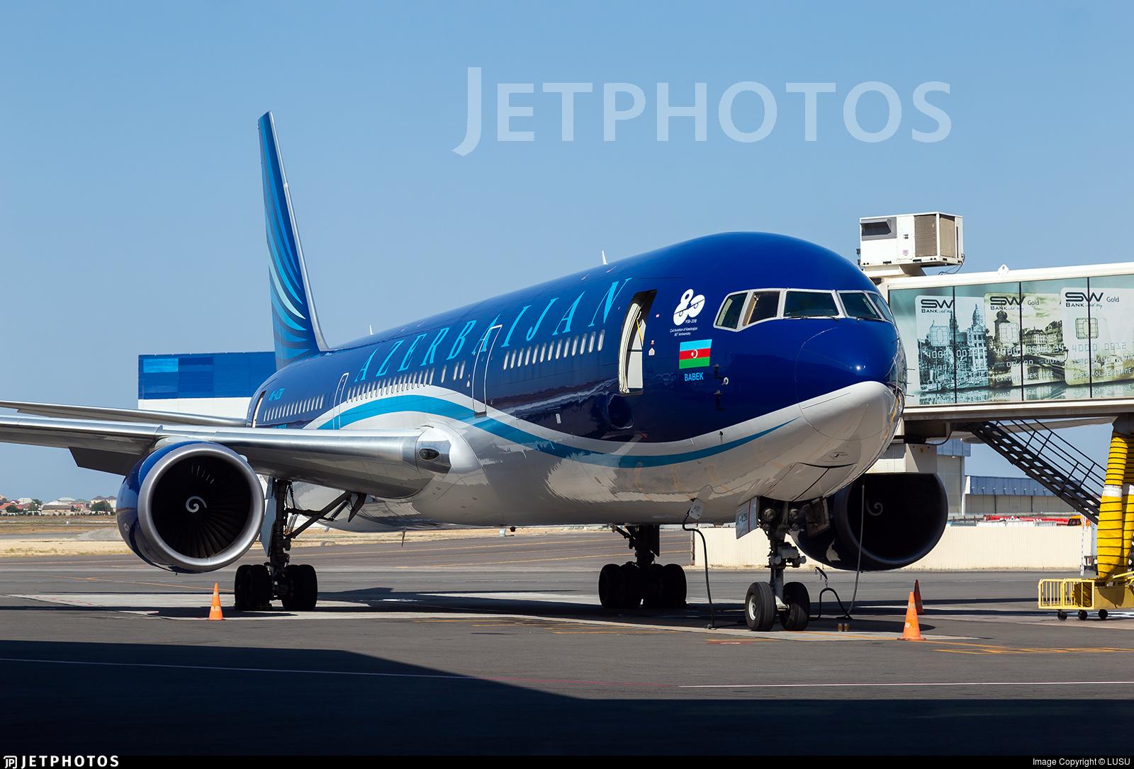 4K-AZ81 - Boeing 767-32L(ER) - AZAL Azerbaijan Airlines