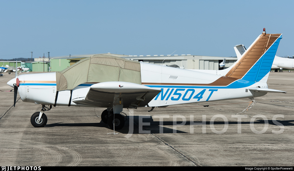 N1504T - Piper PA-28-140 Cherokee - Private